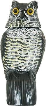 búhos espantapájaros marca Lembeauty