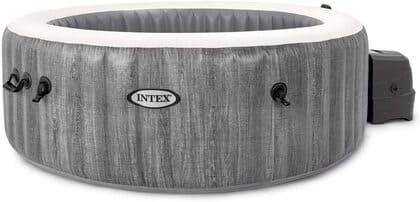 Intex Spa hinchable 4 personas Greywood Deluxe