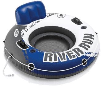colchonetas redonda de piscina marca Intex