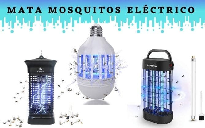 matamosquitos electrico